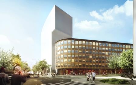 Bürohaus G5 1100 Wien