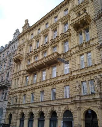 Revitalisierung Bestandsgebäude Wien 1.Bezirk