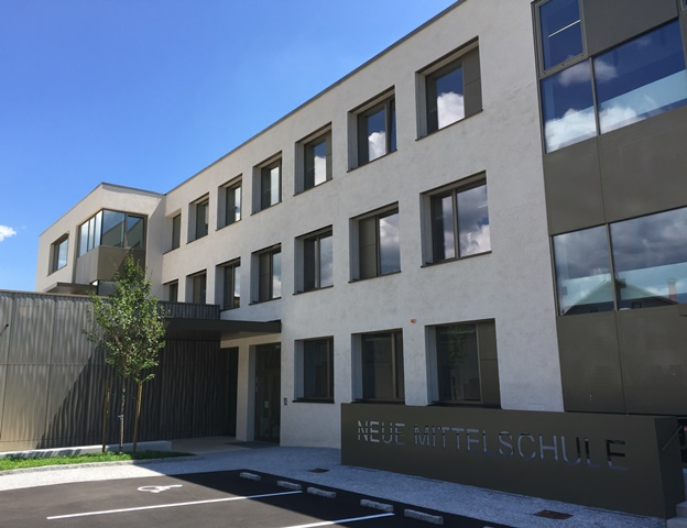 Sanierung / Zubau Neue Mittelschule