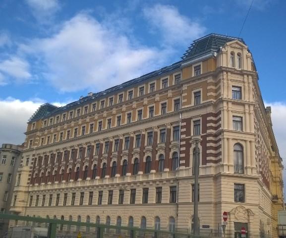 Revitalisierung Bestandsgebäude Wien 3.Bezirk