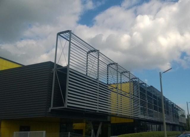 Neubau Bürogebäude / Erweiterung